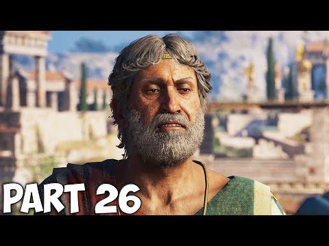ASSASSIN'S CREED ODYSSEY - PART 26 - THE CHIMERA CULTIST DEFEATED! thumbnail