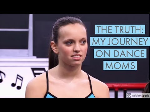 THE TRUTH: MY JOURNEY ON DANCE MOMS