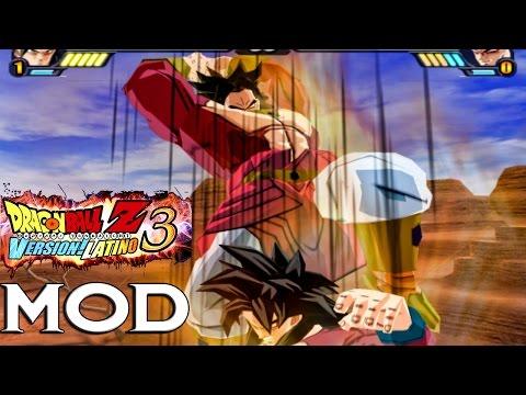 Broly SSJ4 vs Goku SSJ4 | Dragon Ball Z Budokai Tenkaichi 3 (MOD)