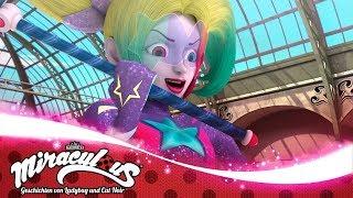 MIRACULOUS 🐞 Der Videodreh - Super-Bösewichte 🐞 Geschichten von Ladybug und Cat Noir