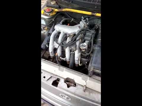 Дергания,провалы ВАЗ2112 16 клапанов