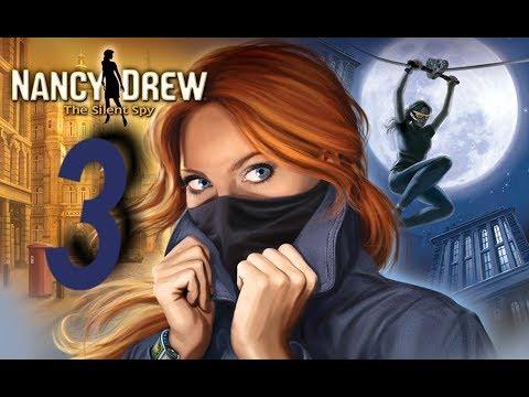 Нэнси Дрю. Безмолвный шпион. Часть 2.  Прохождение с переводом на русский язык.