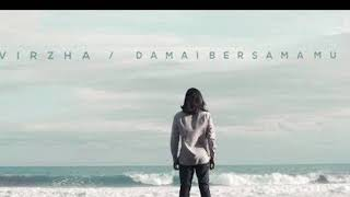 Virzha - Damai Bersamamu  karaoke m-one tanpa vocal / instrument  male chord