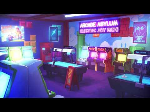 Electric Joy Ride - Power-up [Arcade Asylum EP]