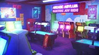 Electric Joy Ride - Power-up [Arcade Asylum EP]