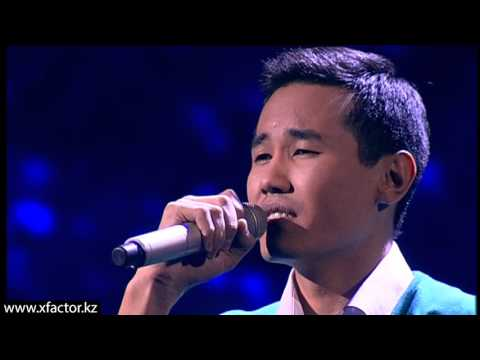 "Астана Каргабай. ""Я спросил у ясеня"".  X Factor Казахстан. 7 концерт. Эпизод 16. Сезон 6."