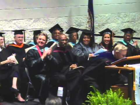 Paul D Camp Community College Spring 2013 Graduation Part 1 of 3