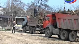 Незаконная вырубка деревьев в Махачкале(Неравнодушные к природе граждане засняли на камеру мобильного телефона вырубку деревьев на территории..., 2016-03-12T06:26:19.000Z)