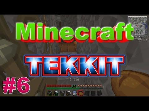 Minecraft Tekkit EP6 - Fuel Loader & Oxygen Gear