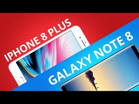 Download Youtube: Galaxy Note 8 vs iPhone 8 Plus [Comparativo]