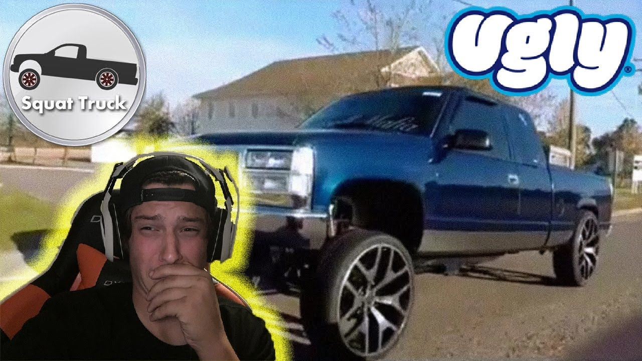 Kids Reaction To Squatted Trucks Youtube