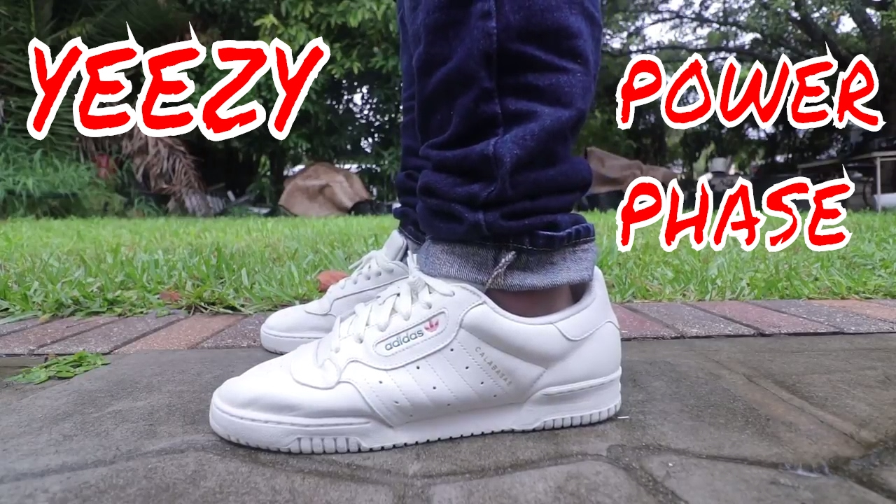 88ee91063c388 YEEZY POWERPHASE CALABASAS REVIEW + ON FEET - YouTube