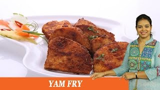 Yam Fry - Mrs Vahchef