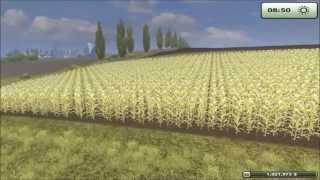 Farming simulator 2013. Урок 3 - Кукуруза и силос