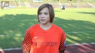B-Juniorinnen TSV 05 Reichenbach Isabel Findling