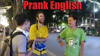 NTN - Prank - Troll Người Nước Ngoài Hài Hước
