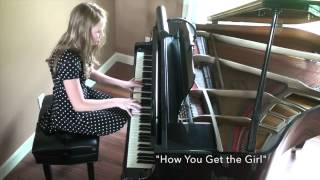 Taylor Swift 1989 Piano Medley