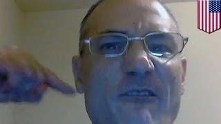 جوزف أنتوني باتشيني الذي هدد الشرطة على يوتيوب ترديه الشرطة قتيلاً