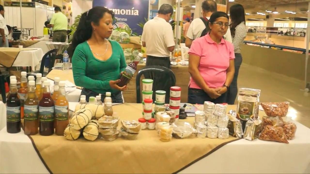 Cáritas con Alianza Cacao participa en Agroexpo.
