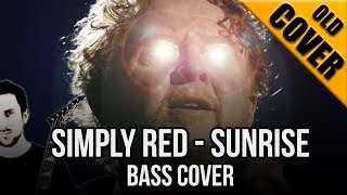 Simply Red - Sunrise - Serious Cover