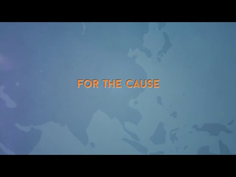 For the Cause - Getty Kids Hymnal Lyric Video