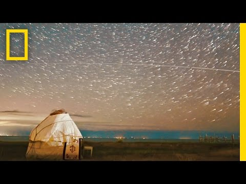 Gorgeous Footage: Journey Through Two of Central Asia's Stun