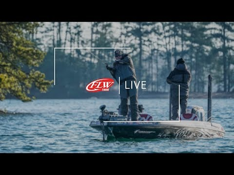 FLW Live Coverage | Lake Lanier | Day 3