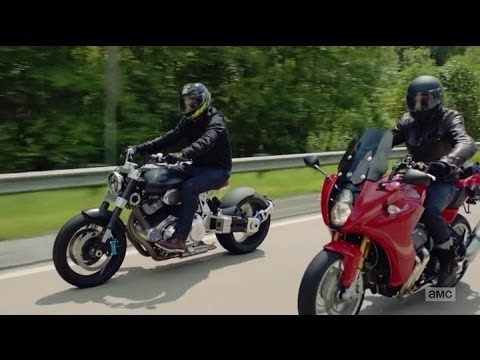 Ride with Norman Reedus S01E03 - Appalachia: Blue Ridge Parkway