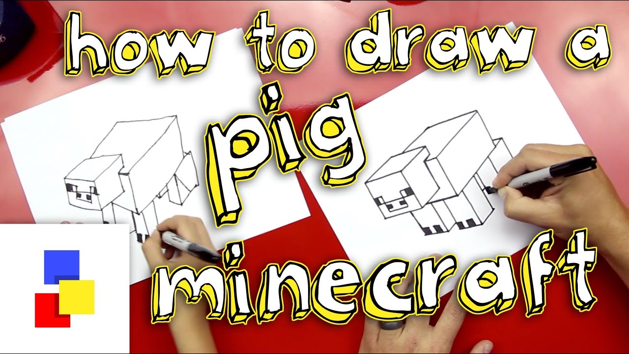 Scroll Down To Read : How To Draw A Minecraft Dog Youtube By Threes Anna
