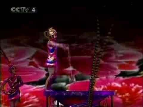 CCTV 2007 Chinese New Year Celebration: Acrobatics