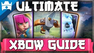 THE ULTIMATE 20 WIN X-BOW GUIDE    Everything YOU Need to Know about 2.9 X-Bow!