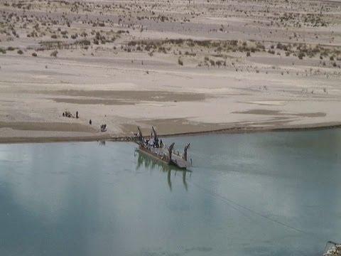 TIBET  -  Le fleuve Brahmapoutre ou (yarlung zangbo)