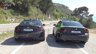 BMW M2 REV BATTLE: Fi vs Akrapovic Exhaust
