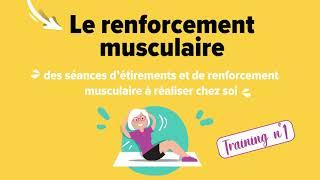 Le Live : Séance de renforcement musculaire n°1