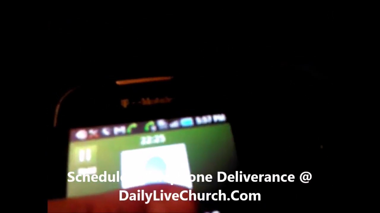 DELIVERANCE Ministry Youtube