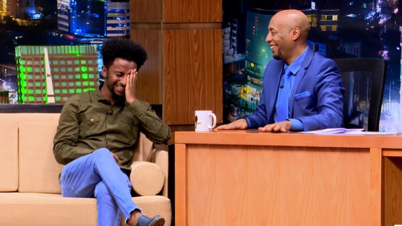 ethiopia Betoch Actor Ashenafi Mahlet Interview With Seifu on EBS: