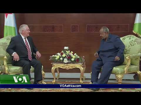STRAIGHT TALK AFRICA PAUL SISCO on Rex Tillerson's Africa Mission