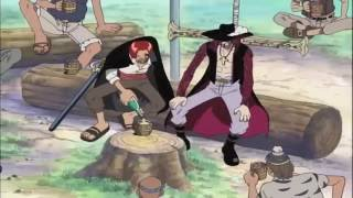 One Piece: Shanks reacts to Luffy's bounty English Dubbed