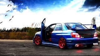 Subaru Impreza WRX - Drifting Rally Slo Mo