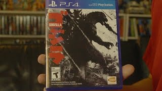 Godzilla (PS4) James & Mike Mondays