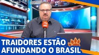 TVLeão - Rugido do Leão - Traidores Estão Afundando o Brasil
