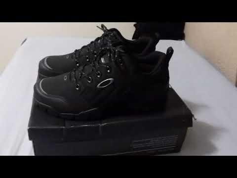 3848d0291a Unboxing e Análise - Oakley Halftrack low Jet Black - YouTube