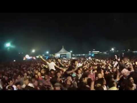 Rock The World 14 - Gerhana Ska Cinta feat. Radhi OAG - Senyuman Ragamu