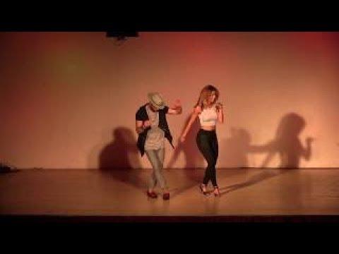 Танец Хорхе Атака и Таня Алемана под музыку David Craig - Seven Days