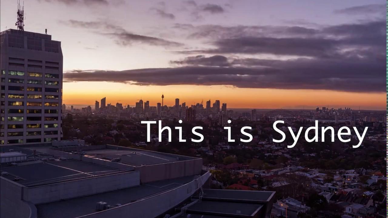 Time Lapse Sydney