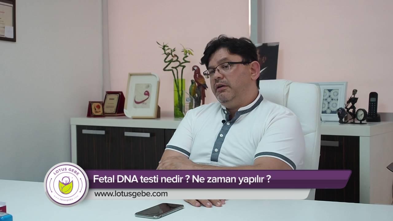 DNA Testi Nedir Nasıl Yapılır