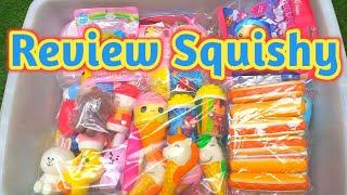 Koleksi Squishy Ardea || Siap-siap Give away YouTube Videos