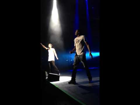 Drake ft Meek Mill- Amen Live S.P.A.C 6/14/12
