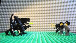 xeno attack (camera view test)