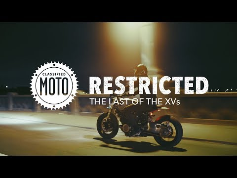 RESTRICTED, S1E1. The Last of the XVs